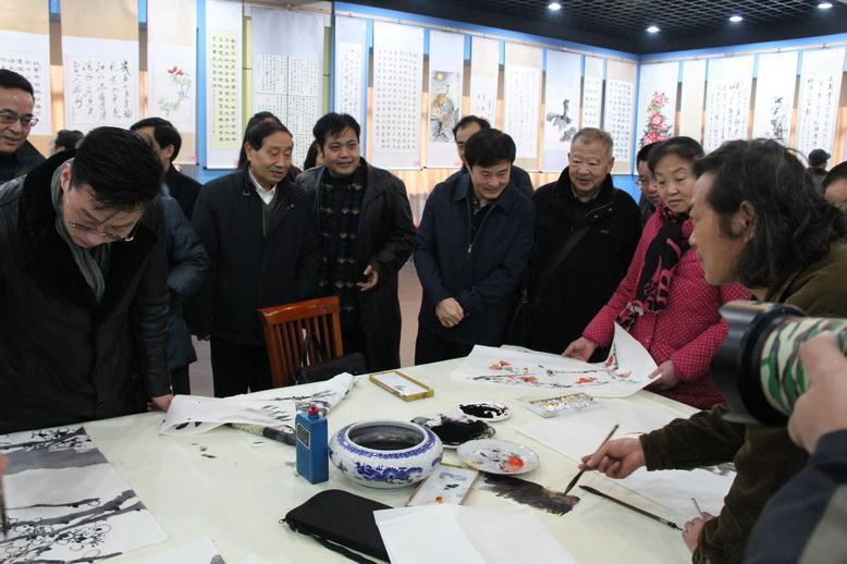 """""""转型崛起 银辉添彩""""离退休干部正能量系列活动书画摄影展2"""